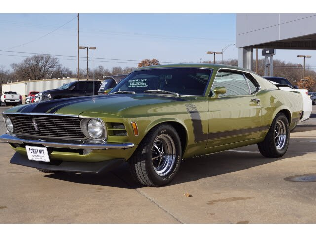 Pre-Owned 1970 MUSTANG BOSS 302
